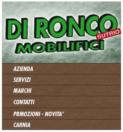 mobilificio di ronco - arredamenti personalizzati in stile ... - Mobili Moderni Udine